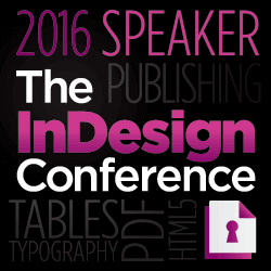 InDesign Conference